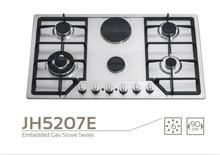Best sales!!! Practical 6 burners gas cooking range, 6 burner electric cooker