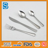 Hand polish cheap stainless steel cutlery set
