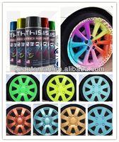 2015 Colorful Removable Plastic Dip Paint Car, Rubber Paint, Dip Coating