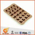Fantaisie. chocolat. croissant( cl10513)