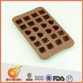 Nuevo diseño de nombres para los chocolates( cl10042)