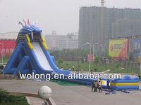big inflatable slide, slide inflatable, inflatable slide toys