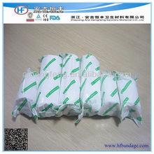 Waterproof medical gypsona plaster of paris bandage for injury