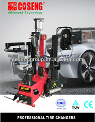 Lever less Tire Changer