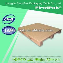 Paper pallet for shipment forklift paper pallet