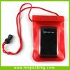Factory Custom Cheap Pvc Waterproof Cell Phone Bag