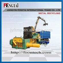 315t scrap copper and aluminum extrusion machine