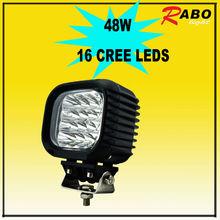 toyota hilux 4x4 accessories 48w LED work light