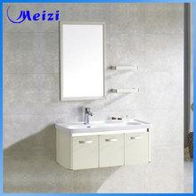 Big Size Sanitary Ware Aluminum Wash Basin Mirror