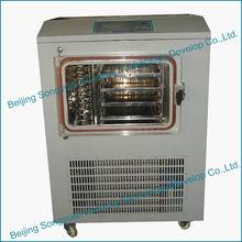 Pilot Vacuum Freeze Drier / Factory Price Food Lyophilizer