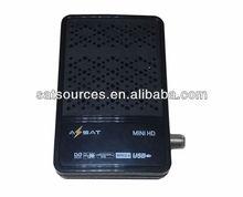 2014 Hot Sale Mini HD Receiver Supporting WiFi,CCcam Newcam Mgcam