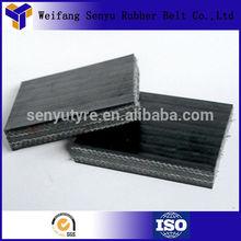 solid woven (PVG,PVC) rubber conveyor belt
