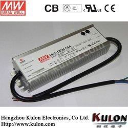 Meanwell HLG-185H-48D 184.8w 12v/24v led drive