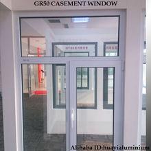aluminum window profile of GR50 casement window