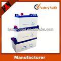 De alta capacidade elétrica bateria de carro para teleco sistema