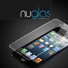ultra smooth nuglas anti-explosion tempered glass screen protector for iphone 5