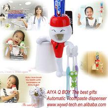 Q boy latest innovative toothpaste holder
