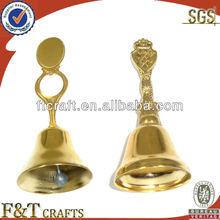 Custom made antique elegant metal dinner souvenir bells