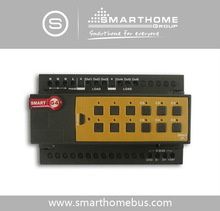 Din-Rail Dimmer Module 6ch 2Amp /ch for Lighting Control and Building Management System BMS