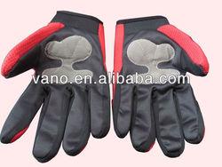 Wearproof breathable fabrics gloves motorcycle