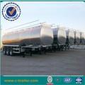 2015 caliente! 45000L de acero al carbono tapa del depósito de combustible camión semi remolque, Aceite de los buques de venta