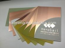 China fr-4 fiberglass copper clad laminate sheet/ccl
