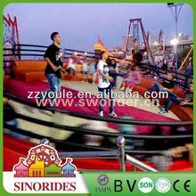 Sinorides TAGADA Disco rides amusement theme park decorations,amusement theme park decorations