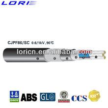 Shipboard Power Cable CJPF86/SC 0.6/1KV,90 degrees centigrade