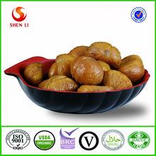 Hot sale Organic Fresh Chestnut Healthy Snack Food