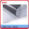 self adhesive one way vision plastic window film