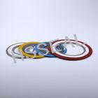 SeaLing metal 304/316 PTFE/Graphite spiral wound gasket