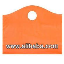 Fashionable Plastic Wave Top bag
