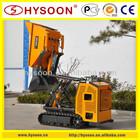 Best selling CE certificated hydraulic mini dumper