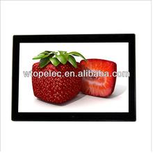 New Design 13.3 inch Digital Photo Frame HD 100% new screen full function