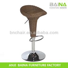 bar stool rattan BN-5002