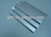 5000mAh 3.7V Lipo battery for Electric vehicles, energy storage, mobile power, back power, LED