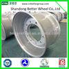 China professional steel wheel rim 22.5 manufacturers