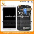 ingrosso lcd pezzi di ricambio per Samsung Galaxy Note 2 del accettano paypal