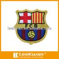 o futebol do bordado patches emblema distintivo
