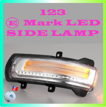 FOR TOYOTA CAMRY COROLLA VIOS OF 123 HIGH QUALITY LED SIDE LAMP
