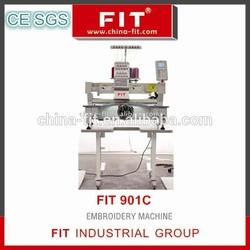 FIT 901C Single head computerized embroidery machine
