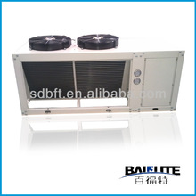 air cooled cold storage condenser unit