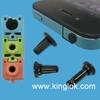 3.5mm MIC Hole Stopper nylon Hole Plug Round Rubber Hole Plug Standard Rubber Stopper