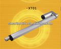 12v/24v/36v 750n/125n atuador elétrico linear xt01 6000n 4~14mm/s