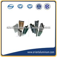 aluminum window section manufacturer