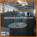 residuos de aceite mineral refinería utiliza los residuos de aceite del motor de refinación de la máquina con el ce