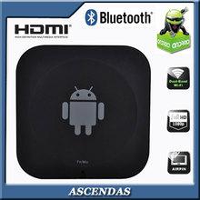 Google Android Media Player IPTV Quad Core Microphone XBMC Mic 1080p Full HD Record OEM Service