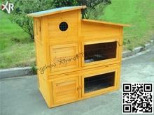 outdoor rabbit hutch XR 23089