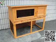 rabbit hutch with ramp XR 010
