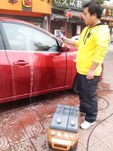 ZCleaner-3068 Li battery powered car washer